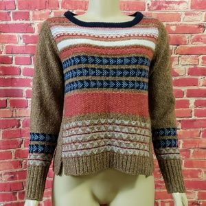 Sparrow lambswool Women's Sweater Size L?